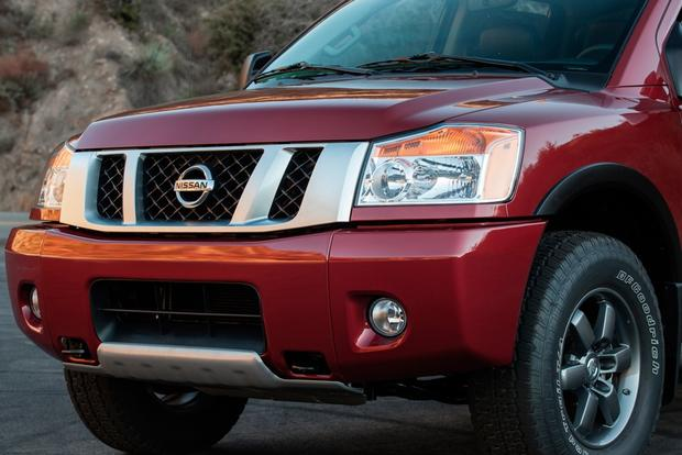2014 Nissan Titan: New Car Review featured image large thumb0