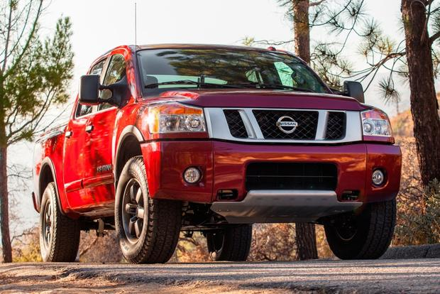2014 Nissan Titan: New Car Review featured image large thumb1