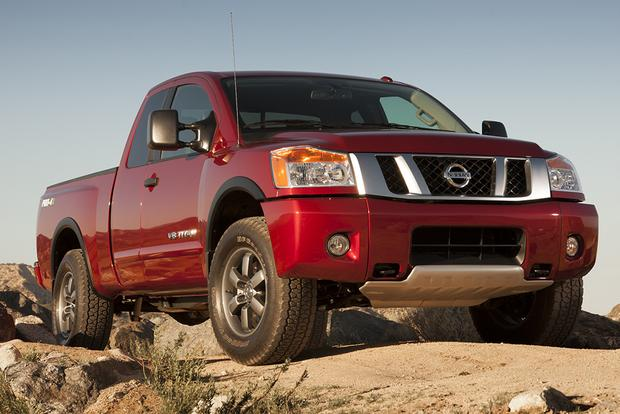 2015 Nissan Titan: New Car Review featured image large thumb0