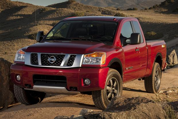 2015 Nissan Titan: New Car Review featured image large thumb2