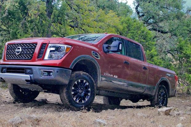 2016 Nissan Titan XD: First Drive Review featured image large thumb1