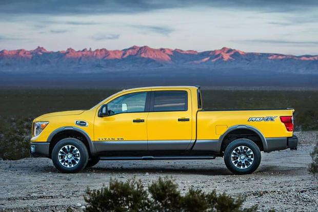 2016 Nissan Titan XD: First Drive Review featured image large thumb6