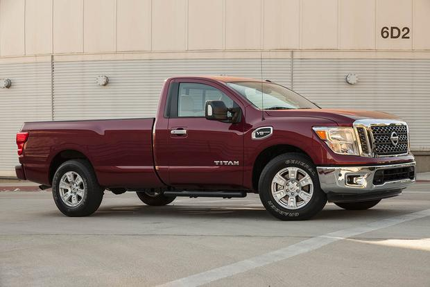 2017 Nissan Titan Single Cab Officially Unveiled featured image large thumb3