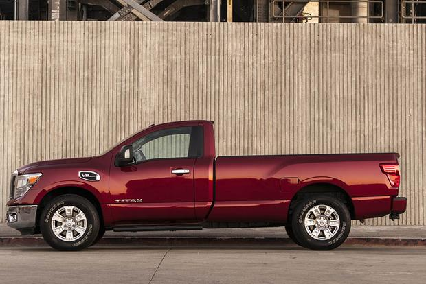 2017 Nissan Titan Single Cab Officially Unveiled featured image large thumb4
