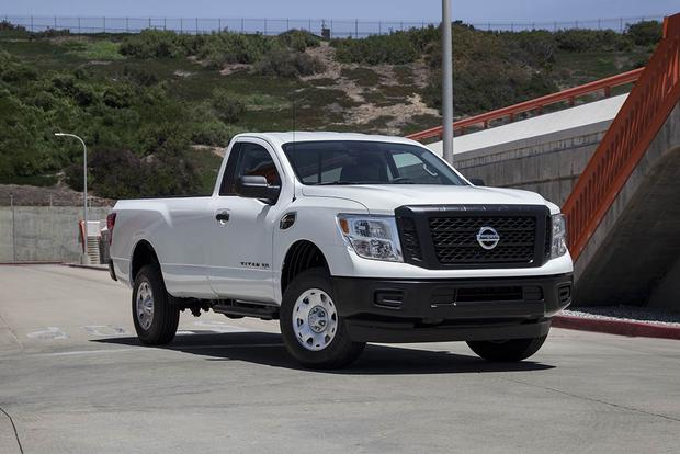 2017 Nissan Titan Single Cab Officially Unveiled featured image large thumb6