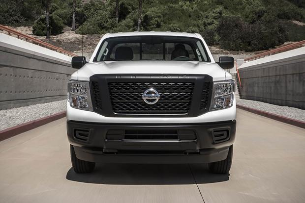 2017 Nissan Titan Single Cab Officially Unveiled featured image large thumb8