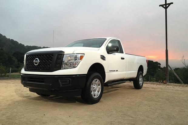 2017 Nissan Titan Single Cab Officially Unveiled featured image large thumb2