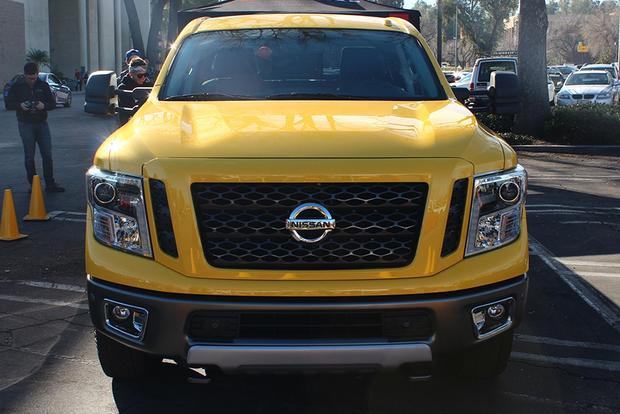 Simple 2016 Nissan Titan XD First Look Featured Image Large Thumb0