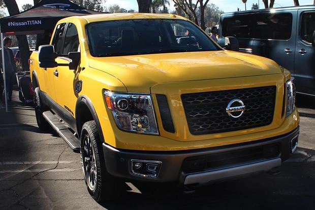 2016 Nissan Titan XD: First Look featured image large thumb1