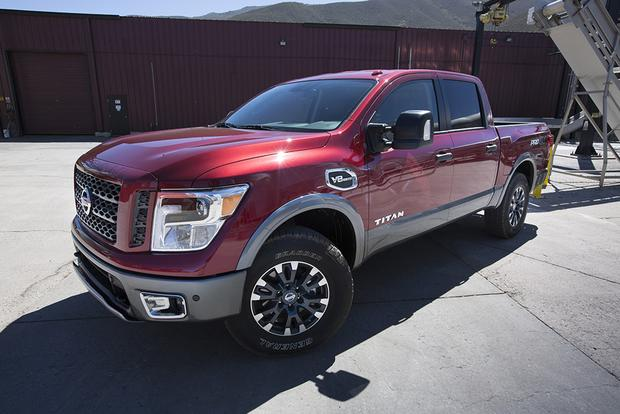 Nissan Titan Towing Capacity >> 2017 Nissan Titan First Drive Review Autotrader