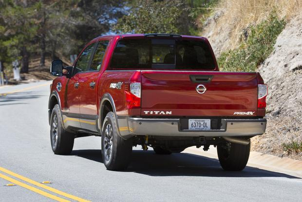 2017 Nissan Titan: First Drive Review featured image large thumb1
