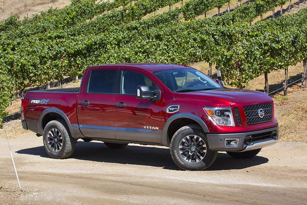 2017 Nissan Titan: First Drive Review featured image large thumb2