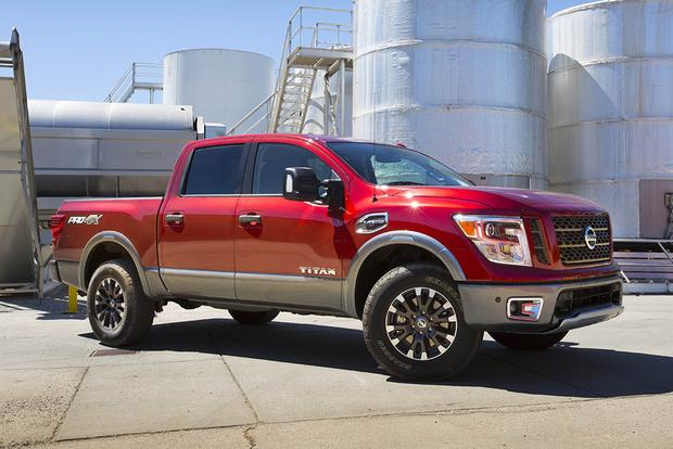 2017 Nissan Titan: New Car Review featured image large thumb0