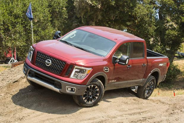 2017 Nissan Titan: New Car Review featured image large thumb1