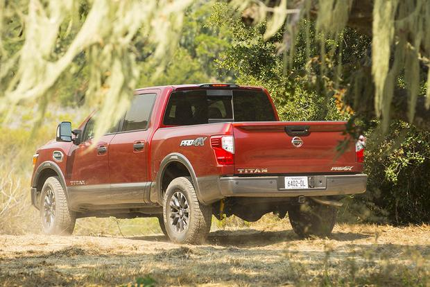 2017 Nissan Titan: New Car Review featured image large thumb2