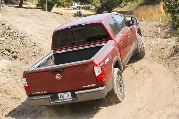 2017 Nissan Titan: New Car Review featured image large thumb3