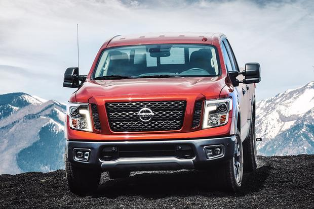 2018 Nissan Titan New Car Review Autotrader
