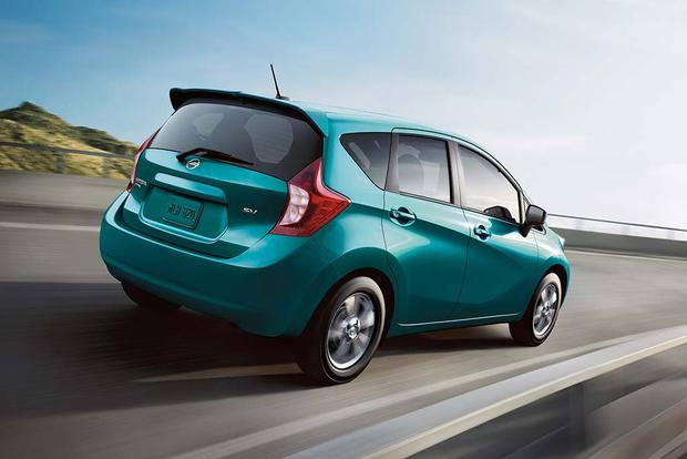 2016 Nissan Versa Note New Car Review Autotrader
