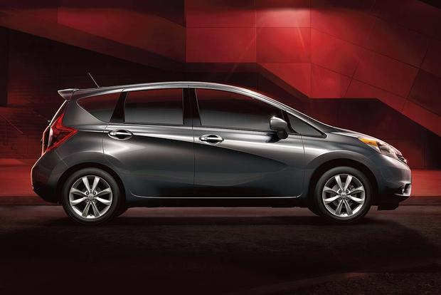 2016 nissan versa note: new car review - autotrader