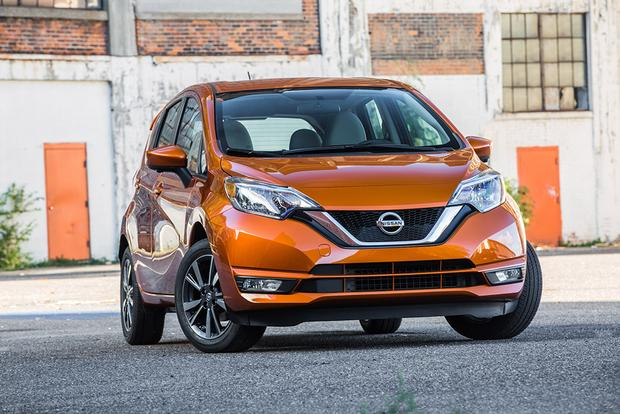 2017 Nissan Versa Note: New Car Review