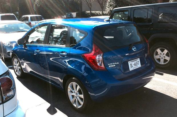 2014 Nissan Versa Note: Real World Review featured image large thumb0