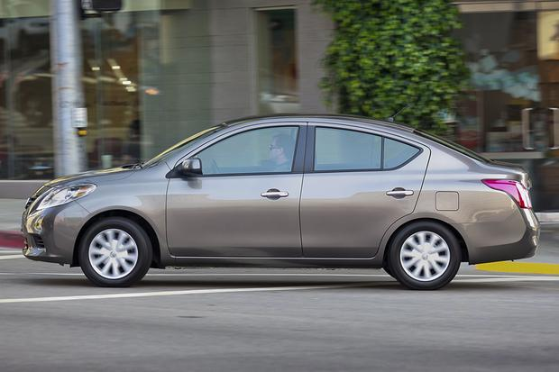 Good 2012 Nissan Versa: Used Car Review Featured Image Large Thumb1