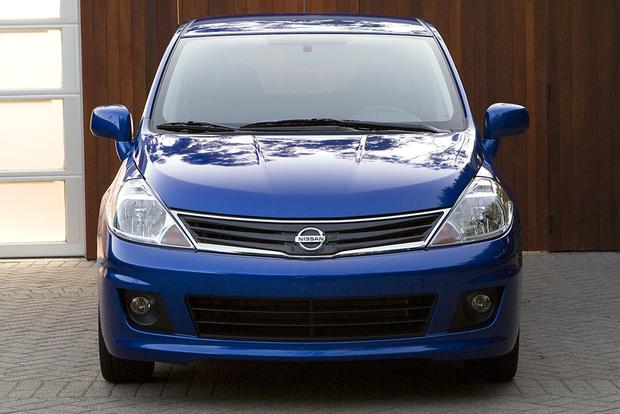 2012 Nissan Versa: Used Car Review Featured Image Large Thumb4