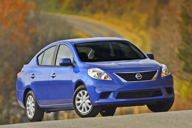 2014 Nissan Versa: New Car Review