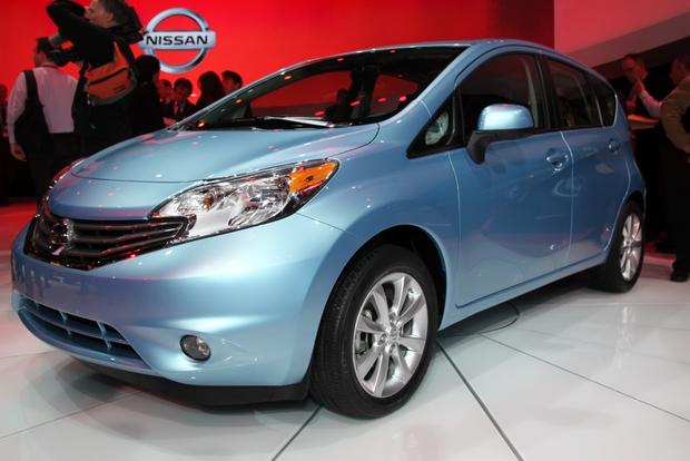 2014 Nissan Versa Note, Leaf, and Clues to a New Murano: Detroit Auto Show featured image large thumb1