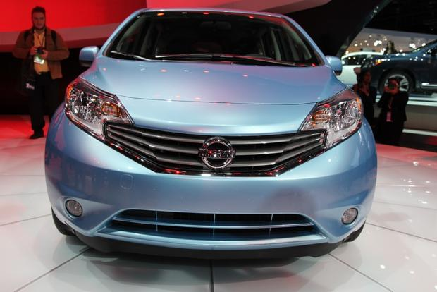 2014 Nissan Versa Note, Leaf, and Clues to a New Murano: Detroit Auto Show featured image large thumb2