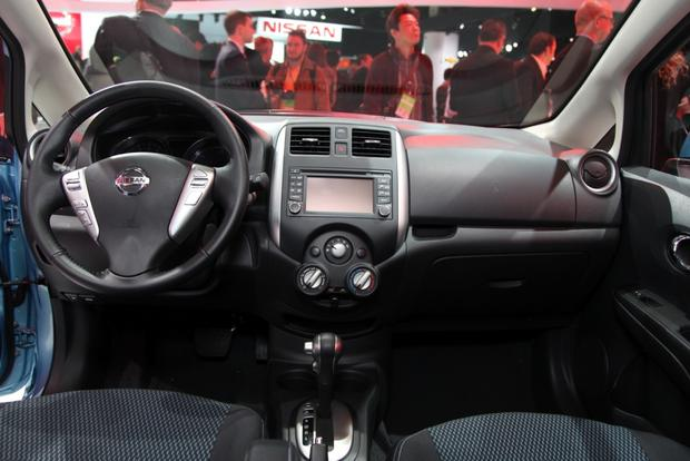2014 Nissan Versa Note, Leaf, and Clues to a New Murano: Detroit Auto Show featured image large thumb8