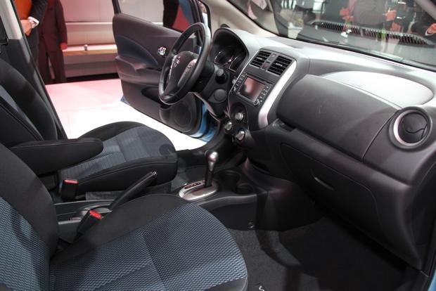2014 Nissan Versa Note, Leaf, and Clues to a New Murano: Detroit Auto Show featured image large thumb10