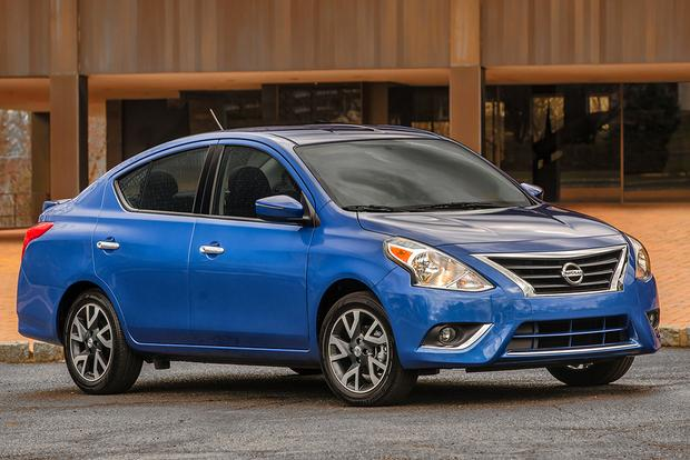2015 Nissan Versa vs 2015 Chevrolet Sonic Which Is Better