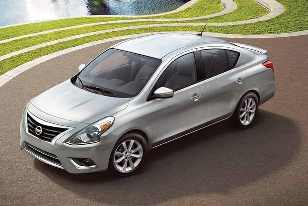 2016 Nissan Versa: New Car Review