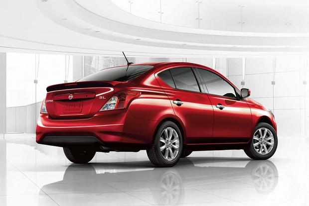 2016 Nissan Versa vs. 2016 Kia Rio: Which Is Better? featured image large thumb9