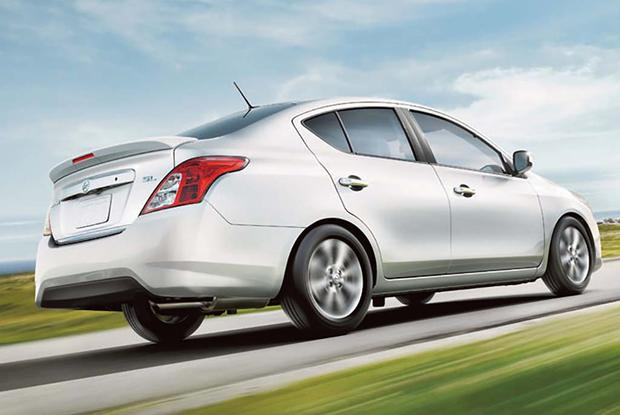 2018 nissan versa redesign. perfect redesign 2018 nissan versa new car review featured image large thumb1 throughout nissan versa redesign