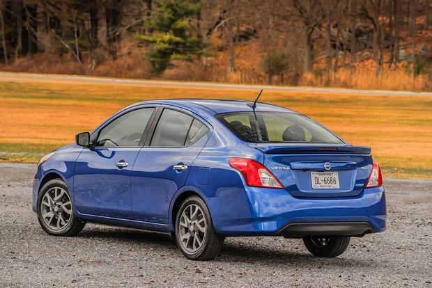 2018 Nissan Versa: New Car Review featured image large thumb5