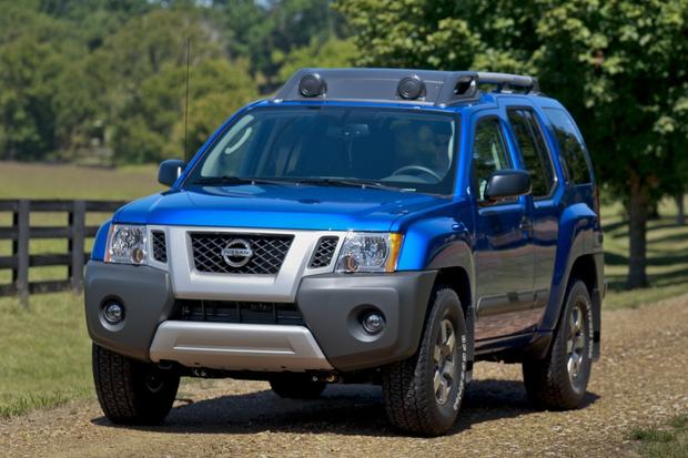2013 Nissan Xterra: New Car Review featured image large thumb1