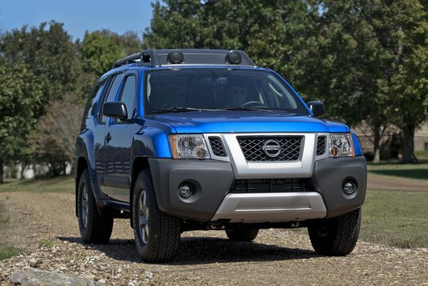 2013 Nissan Xterra: New Car Review featured image large thumb2