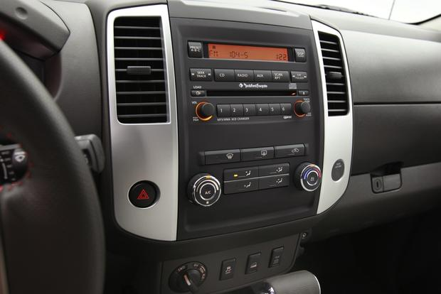 2013 Nissan Xterra: New Car Review featured image large thumb7