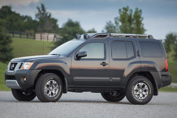 2015 nissan xterra new car review autotrader. Black Bedroom Furniture Sets. Home Design Ideas