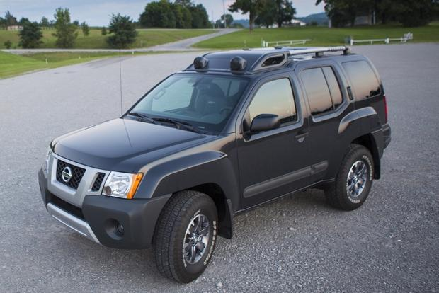 2014 nissan xterra new car review autotrader. Black Bedroom Furniture Sets. Home Design Ideas
