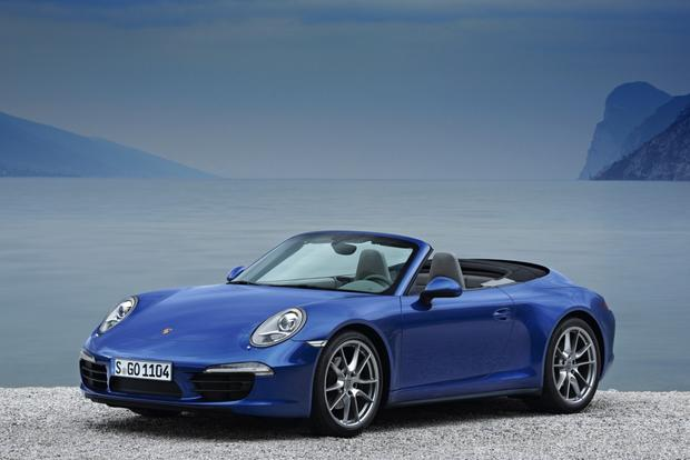 2013 Porsche 911: New Car Review featured image large thumb0