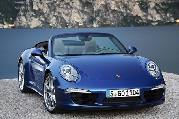 2013 Porsche 911: New Car Review featured image large thumb1