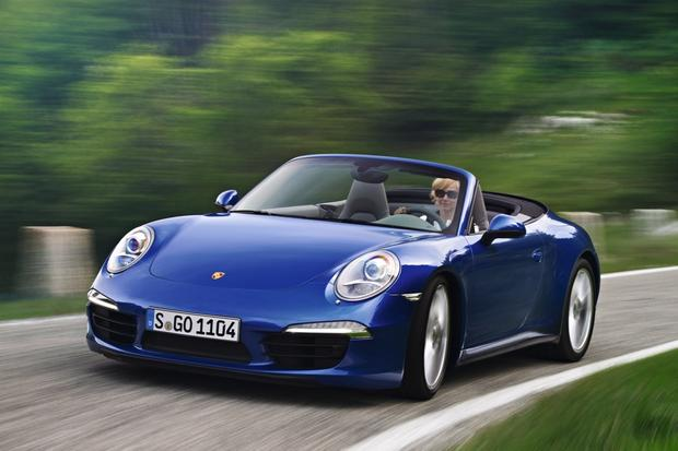 2013 Porsche 911: New Car Review featured image large thumb5