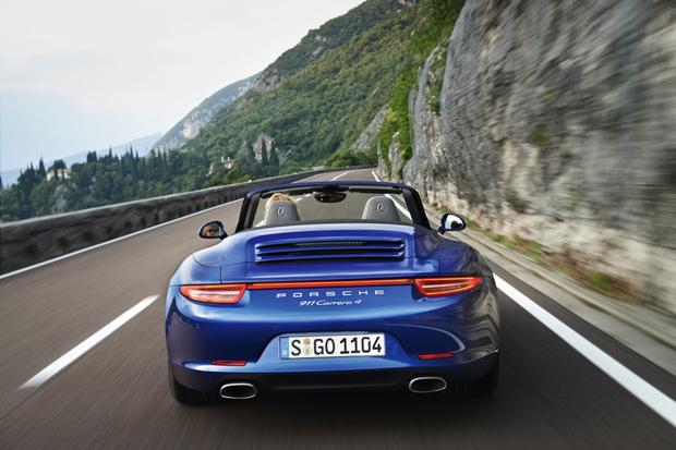 2013 Porsche 911: New Car Review featured image large thumb6