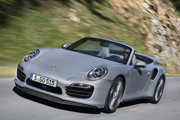 2014 Porsche 911: New Car Review featured image large thumb0