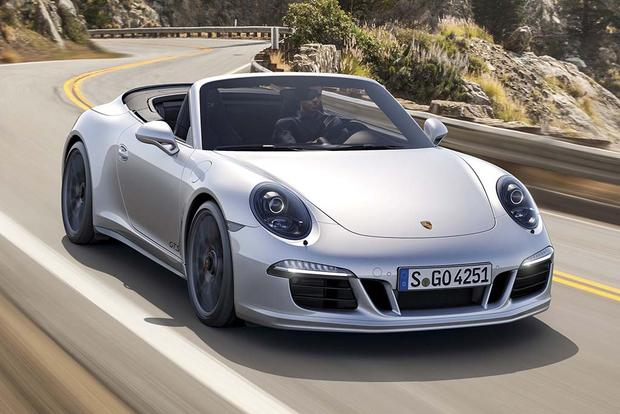 2016 Porsche 911: New Car Review featured image large thumb0