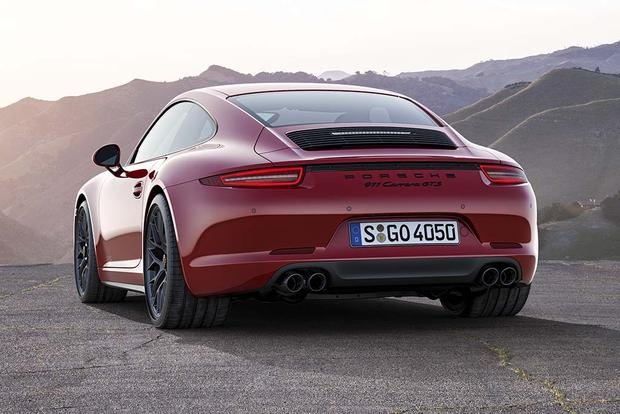 2016 Porsche 911: New Car Review featured image large thumb1