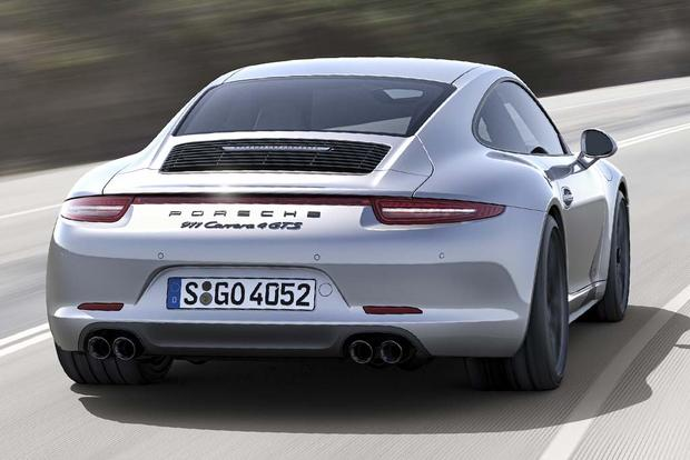 2016 Porsche 911: New Car Review featured image large thumb2